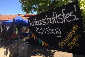 Nachbarschaftsfest am Richtsberg