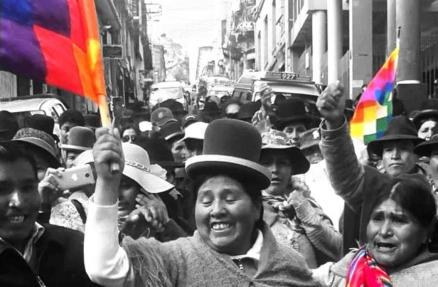 ¡Defendiendo la dignidad - Die Würde verteidigen!