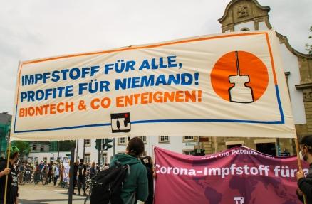 Impfstoff für alle - BioNTech & Co. enteignen!