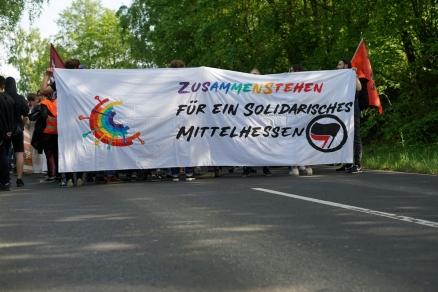 Zusammenstehen - Für ein solidarisches Mittelhessen
